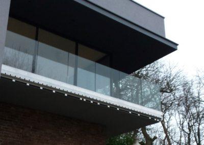 Glazen Balustrade Venlo