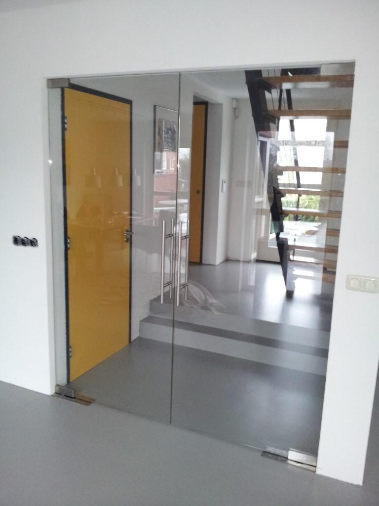 Interesting glazen deuren with glazen deuren for Top deuren